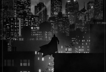 Batman the definitive board / by Marshall Bundy