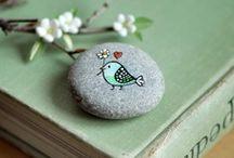 Rocks, Pebbles, Stones Etc.