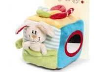 My First NICI / A selection of products from and resources about NICI's range of pre-school toys: My First NICI