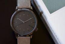 KOMONO / Belgická značka designových hodinek KOMONO