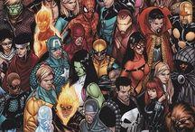 Comics / marvel 4evaa!