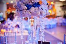 Ice blue and white/Lodowy błękit i biel