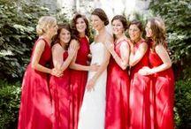 Bridesmaid dresses/Sukienki dla druhen / Druhny, suknie druhen