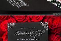 Wedding invitations/Zaproszenia ślubne / Najpiękniejsze zaproszenia ślubne
