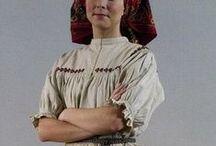 Russian folk costum / Русский народный костюм