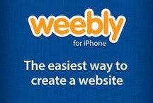 All things Weebly / Weebly Tutorials, Weebly Tips, Weebly Developers, Weebly help, Weebly widgets, Weebly everything.