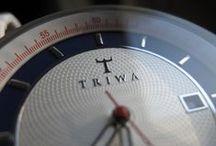 TRIWA / Značka TRIWA byla založena v roce 2006 ve švédském Stockholmu. Hodinky, které zdobí tato značka se vyznačují svou barevností, propracovaným designem a precizním zpracováním. Design hodinek je inspirován uměním, italskou módou a filmy. Hodinky jsou určeny pro individualisty v tradiční podobě.  Hodinky TRIWA nejsou pouze precizním tikajícím doplňkem, který vám řekne zda je čas na oběd, zda jdete pozdě, čí že je čas vstávat a jít do svého bytu.