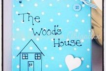 WLFA Home Sweet Home / Pretty Handmade Keepsakes for all occasions www.facebook.com/withlovefromabigailx