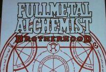 FMA Drawings / My drawings of Fullmetal Alchemist characters