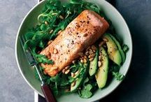 Delicious & Nutritious / Healthy recipes, meal inspo and everything inbetween