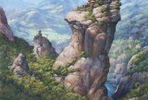 Fantasy - Locations