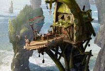 Fantasy - Buldings