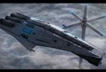 Star Wars -Starships