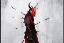 Fantasy - Characters