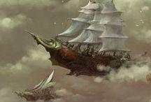 Fantasy - Steampunk