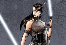 Star Wars - Gray Jedi