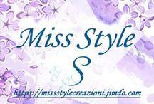Miss Style  Illustrazioni Moda / Tutte le mie Illustrazioni Moda e i miei lavori.