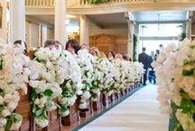 Church wedding/Ślub w kościele