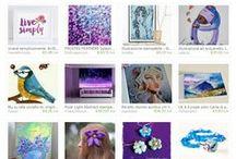 Etsy Treasury di Miss Style / Le Treasury che mi ispirano , contenenti tutti prodotti artigianali.