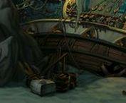 Bill Tiller - Monkey Island