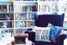 The Bookworm in me