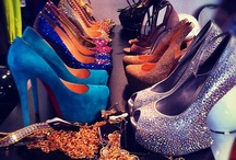 Shoe Game / Step It Up Heels  / by Lyfematerial Church