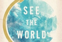 Sightseeing the world / by Family Vision Care, Inc.