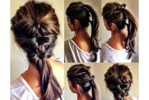 Hair Styles Worth Trying / Follow this board for gorgeous how-to's and inspiring locks to love! / by GoodLookingDiscounts