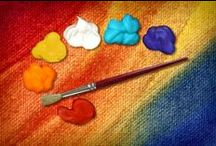 Projects for Little Ones / Rainy day and classroom activities for kids