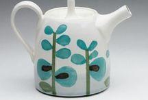 ceramics // vintage & retro