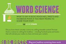 Blogging / Technics for blogging, scientific blogs