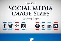 Social Media & social networks / Social media platforms, tools, statistics.
