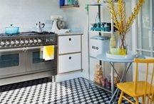 interiors // kitchen & dining