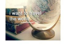 Travel, Adventure, Live  / Because there is nothing more beautiful to live an adventure. To discover themselves, to live really!