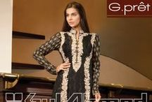 GulAhmed G-PRET Collection VOL-02 2013! / GulAhmed G-PRET Collection! Fashion! Style! Elegance! and that's how you define GulAhmed's G-Pret Collection.