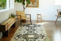interiors // rugs & flooring