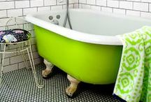 interiors // bath