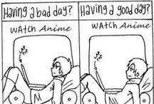 Otakus, Anime, Manga and the Like / All things otakus like!