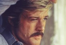 Robert Redford / My passion! A beautiful, charming, attractive man. A man who makes you fall in love with a single look. His hair make me crazy. A great actor. I wish there were still men like him.