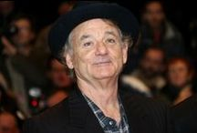 Bill Murray / One of the funniest men alive / by Laura Schank