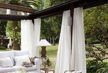 Zahradní nábytek, posezení, DIY