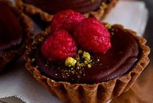 Sweet Pies - Tartes - Tartlets - Γλυκές πίτες - Τάρτες