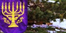 Menorah Garden Flag / We Jews RULED all of Europe from 193 A.D. to 1453 A.D. From Ireland to Russia.