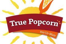 TruePopcorn aus Ur-Mais / Unser Popcorn wird aus echtem Ur-Mais hergestellt! Aber was ist eigentlich so besonders an Ur-Mais? Erfahrt mehr unter www.truepopcorn.de/was-ist-das-eigentlich-ur-mais/