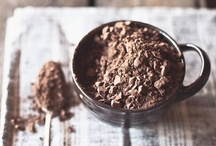 We Heart Cocoa! / You can trace your Cissé cocoa from bean to box at http://cissetrading.com/bean-to-box/!