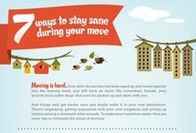 Moving Tips for Renters. / Prepare, prepare, prepare. That is our advice to anyone looking to make a move. This board is geared to our renter friends. These tips will help you save money, save time, pack smart, and inspire you to laugh a little (to take the edge off)!