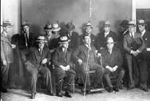 The Mob (La Cosa Nostra) / by Stavi702