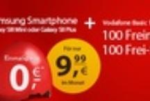 Vodafone / Alle Angebote im Vodafone Netz