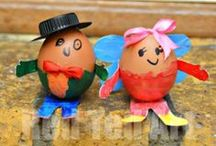 Kids Crafts / Fun crafts for kids - from East Valley Pediatric Dentistry of Gilbert, AZ @ http://kidstoothdr.com/