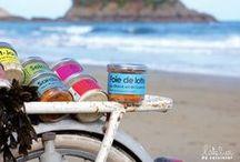 Les producteurs bretons ⒷⓏⒽ / Tous les fabricants de produits bretons favoris de Tempête de l'Ouest : du sucré, du salé, il y en aura pour tous les goûts !